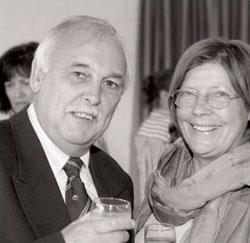 John Pinnock and Wife Jan