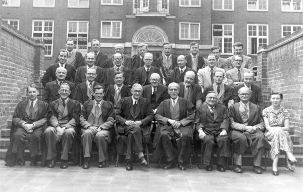 Wandsworth School Staff 1956
