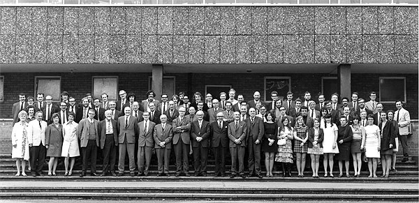 Wandsworth School Staff 1970
