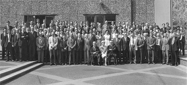 Wandsworth School Staff July 1963