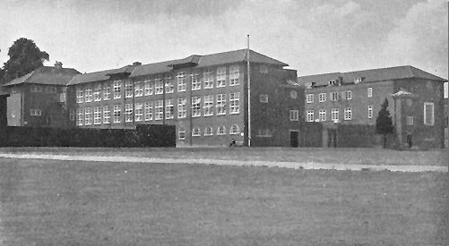 Wandsworth School 1954