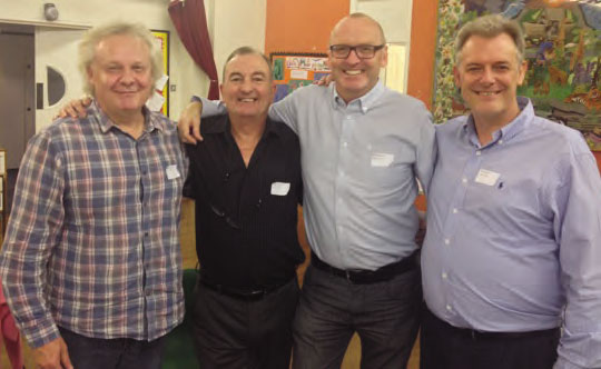 Old Wandsworthians Choir Reunion 2014